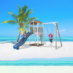 Beach Tower Swing