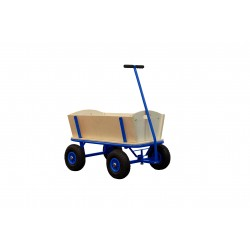 Bolderwagen Billy (blauw)
