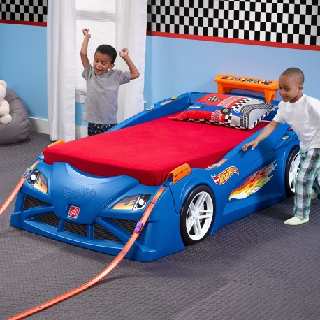 Hot Wheels Race Car Bed Pragma Bv