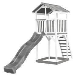 Beach Tower Grey/white - Grey Slide