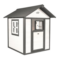 Playhouse Lodge (grey/white)