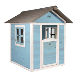 Playhouse Lodge (blue/white)