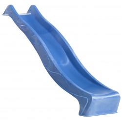Glijbaan 220 cm (blauw)