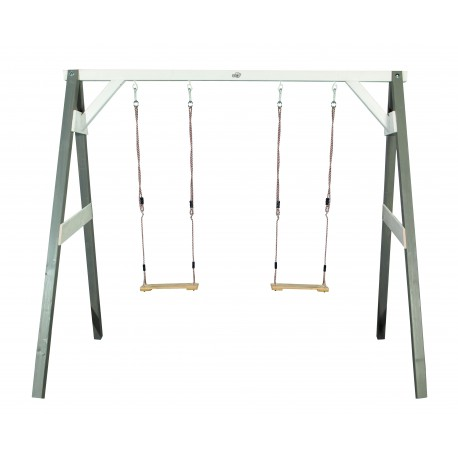 Double swing (grey/white)