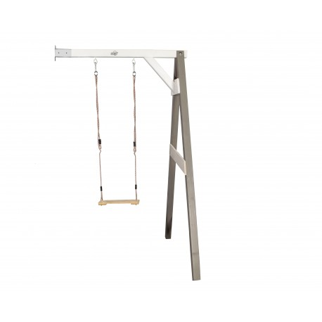 Single swing wall mount (grey/white)