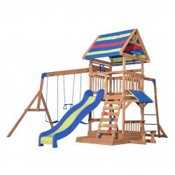 Northbrook Play Tower incl. swings