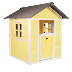 Speelhuis Lodge (geel/wit)