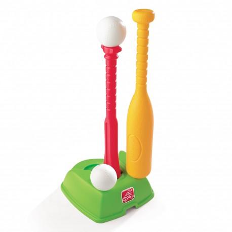 2-in-1 T-ball & Golf Set