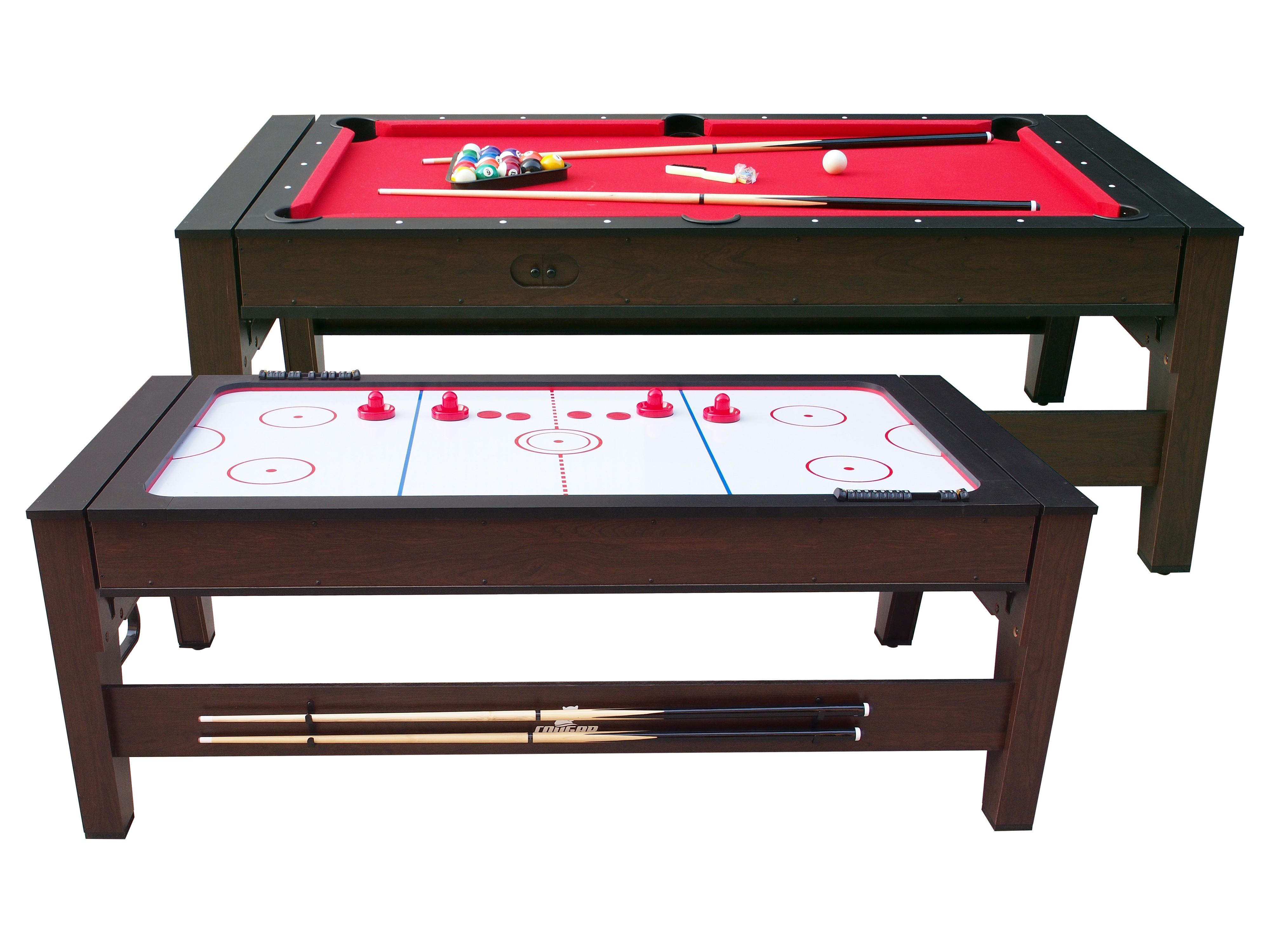 Reverso Pool And Air Hockey Table Pragma Bv