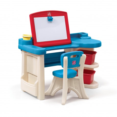 The Studio Art Desk