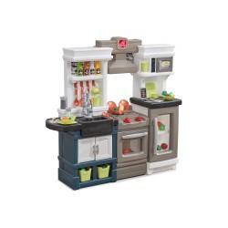 Modern Metro Kitchen