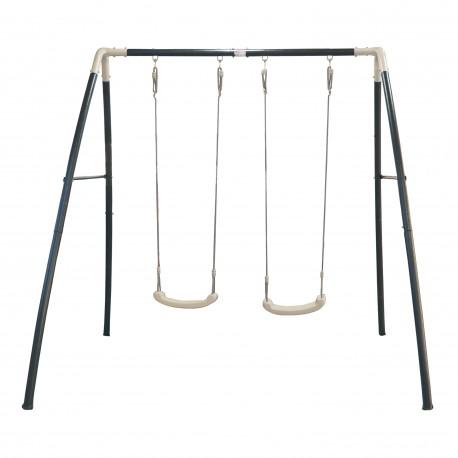 Double Metal Swing
