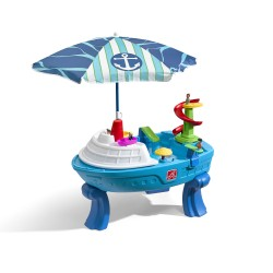 Fiesta Cruise Sand & Water Table with umbrella