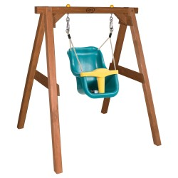 Baby Swing Frame Brown