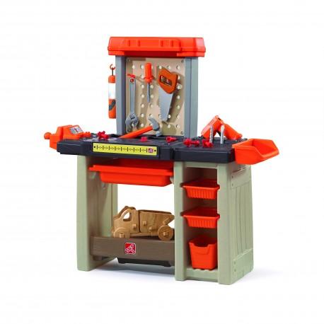 Handyman Workbench Orange