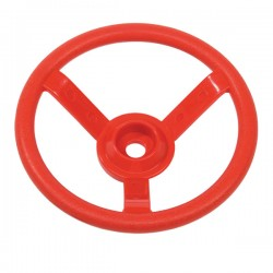 Steering wheel (red)