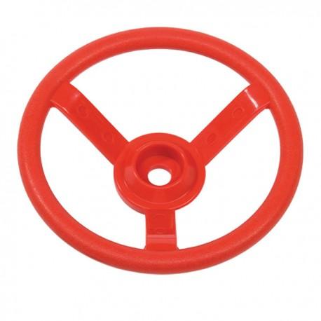 Steering wheel (red)