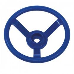 Steuerrad (blau)