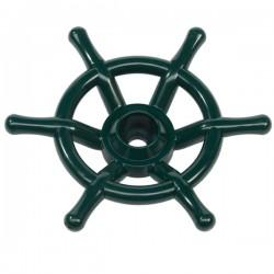 Bootwiel (groen)