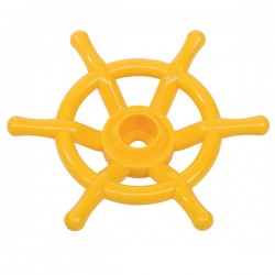 Boat wheel (yellow)