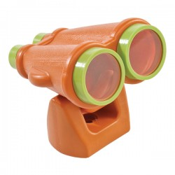 Binoculars (orange/lime)