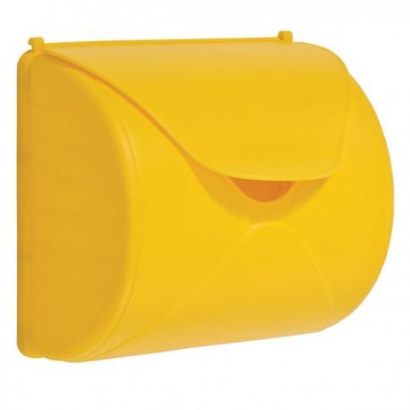 Brievenbus (geel)