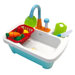 Play Time Kitchen Sink with accessories