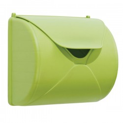 Mailbox (lime green)