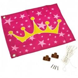 Flagge mit hebezeug System (Prinzessin)