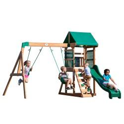 Buckley Hill Speeltoren met Schommels en Glijbaan