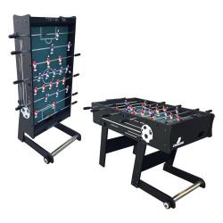 Scorpion Kick TS folding Football Table Black
