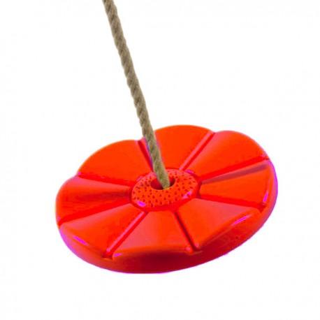 Tellerschaukel (rot)