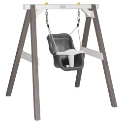 Baby Swing Grey/white with seat Grey/white