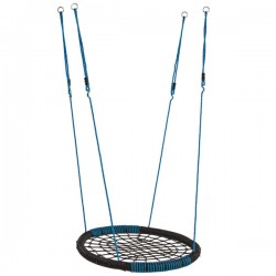 Nest Swing (Oval blue)
