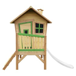 Robin Playhouse Brown/Green - White slide