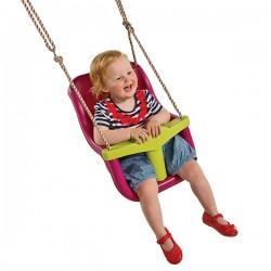 Monkey swing (red)